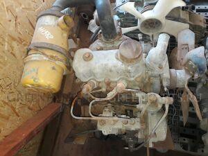Двигатель 2ab1 isuzu