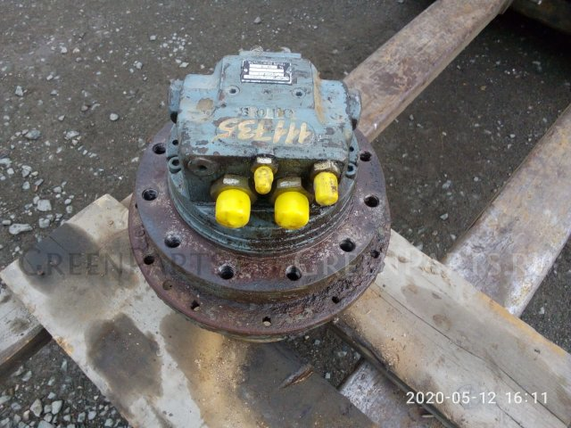 Гидромотор хода с редуктором v1902 Hanix