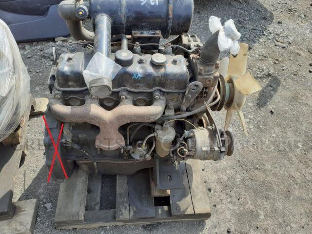Двигатель xa isuzu