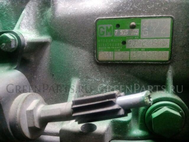 Кпп автоматическая на Bmw X5 E53 M54B30 5L40E, 24 00 7 525 324