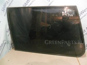 Стекло собачника на Mitsubishi Pajero V43W 6G72 MB774487