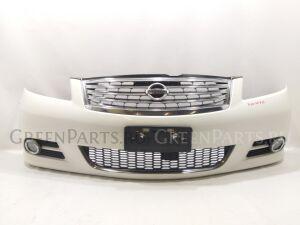 Бампер на Nissan Fuga PY50, Y50, GY50, PNY50 VQ35DE, VQ35HR, VQ25DE, VQ25HR, VK45DE F2022EJ70B