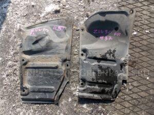 Защита двигателя на Toyota Prius ZVW30 5144412050