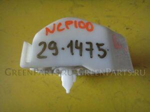 Крепление бампера на Toyota Ractis SCP100 2SZFE 5256352010