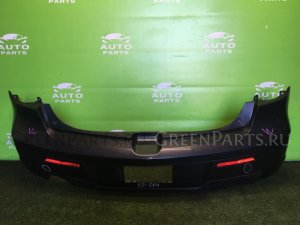 Бампер на Mazda Axela BKEP LFVE