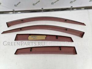 Ветровики комплект на Subaru Impreza GH2