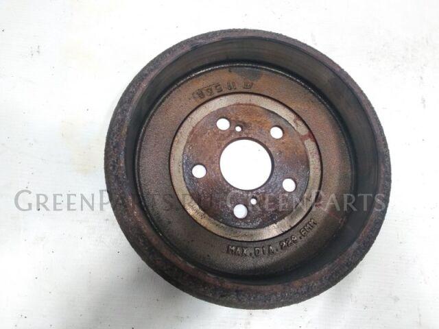 Тормозной барабан на Toyota ALLION, OPA, PREMIO AZT240, ZZT245, ACT10, ZCT15 1AZFSE, 1ZZFE 3741, 4243163011