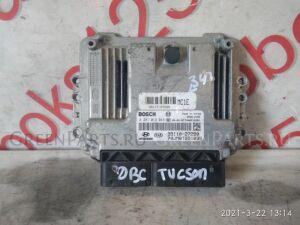Блок управления двигателем на Hyundai Tucson JM D4EA 3911027280