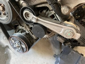 Натяжитель на Peugeot 207 PSA5FW