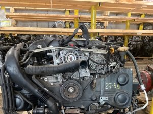 Двигатель на Subaru Legacy BM9 EJ20