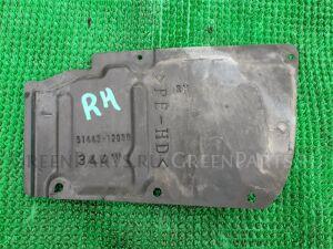 Защита двигателя на Toyota Prius ZVW30 2ZRFXE 51443-12080