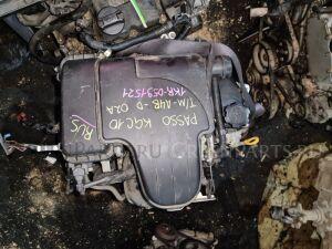Двигатель на Toyota Passo KGC10 1KR 0591521