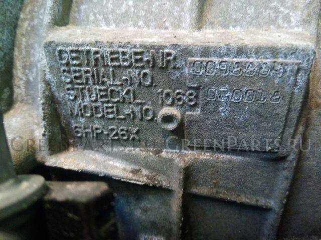 Кпп автоматическая на Bmw X5 E53 N62B44A