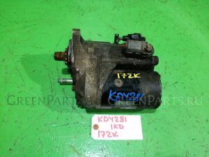 Стартер на Toyota Dyna KDY281 1KD-FTV