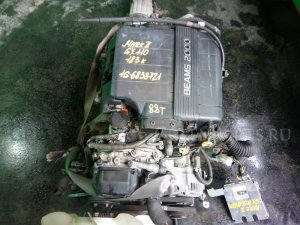 Двигатель на Toyota Mark II GX110 1G-FE 6838721