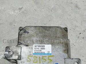 Блок управления рулевой рейкой на Subaru Forester SH5 EJ20 34710- SC020