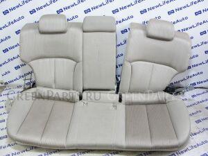Сидение на Subaru Legacy BR9 EJ253