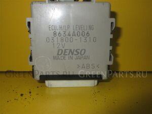Блок управления на Mitsubishi Colt Z27AG 4G15T 8634A006