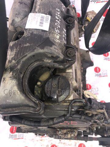 Двигатель на Mitsubishi Colt Z27A 4G15 MD979246