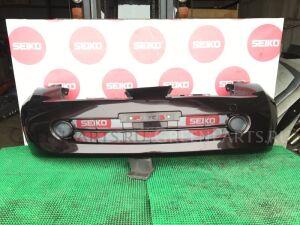 Бампер на Nissan March K12 CR12 2 mod