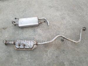 Глушитель на Subaru Impreza GT2 FB16