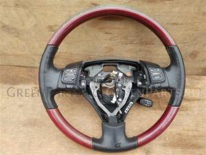 Руль на Lexus GS350 GRS191 2GR-FSE
