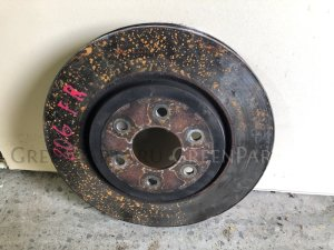 Тормозной диск на Nissan Navara, Pathfinder D40, R51 V9X, YD25DDTI, VK56DE, VQ40DE 40206EB320