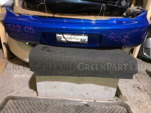 Бампер на Subaru Impreza GG2
