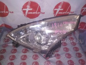 Фара на Nissan Teana J32 VQ25-DE RE0F10A GB61, 100-63023 xenon