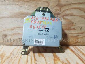 Блок управления двигателем на Nissan Sunny FB15 QG15DE A56R75
