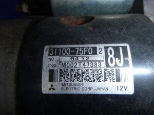 Стартер на Suzuki Wagon R MC21S K6AT