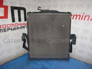 Радиатор охлаждения двигателя (для марок: mmc для MMC