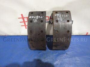 Колодка тормозная (для марок: isuzu для моделей: e isuzu