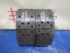 Колодка тормозная (для марок: nissan для моделей: Nissan
