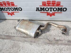 Глушитель на Toyota Avensis AZT250 1AZ-FSE