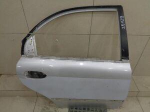 Дверь задняя на Kia Spectra 2001-2011 двигатель 1.6 101л.с. S6D 0K2NA72020