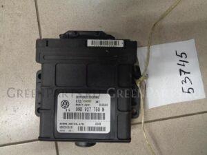 Блок управления АКПП на Volkswagen Touareg 2002-2010 4.2 310л.с. AXQ / АКПП-GLH внедорожник 4WD 2003г 09d927750n
