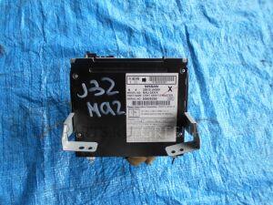 Магнитофон на Nissan Teana J32 VQ25(DE)