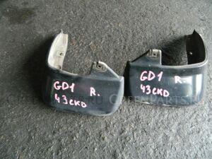 Брызговик на Honda Fit GD1 L13A