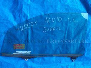 Стекло двери на Toyota Harrier ACU10 2AZ-FE