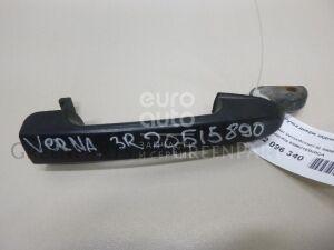 Ручка двери на Hyundai Verna/Accent III 2006-2010 836601E000CA