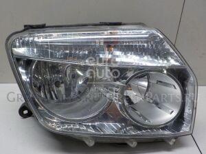 Фара на Renault Duster 2012- 260100067R