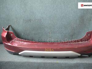 Бампер на Subaru Forester SH5 EJ20
