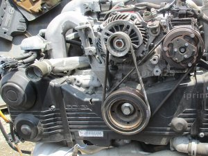 Двигатель на Subaru Forester SH5 EJ20 EJ20-D321797