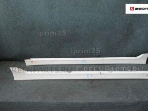 Обвес на Honda Accord CM2 K24A