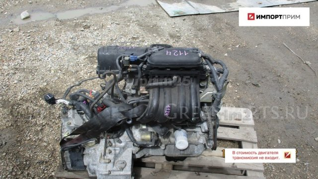 Двигатель на Nissan March AK12 CR12DE CR12-049422