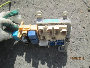 Блок предохранителей на Toyota EXIV 3SFE.