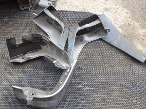 Брызговик на Honda Fit GE6 КОМПЛЕКТ