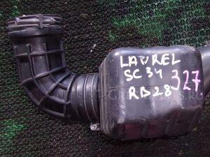 Патрубок воздушн.фильтра на Nissan Laurel SC34 RD28