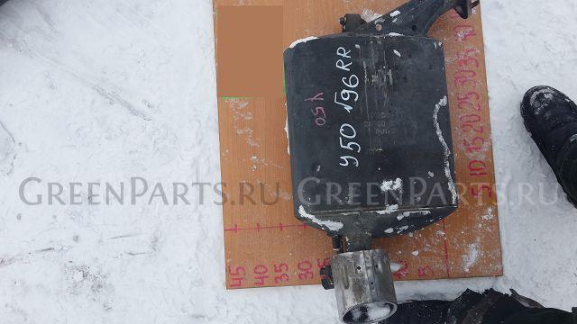 Глушитель на Nissan Fuga Y50 VQ25DE 96 /